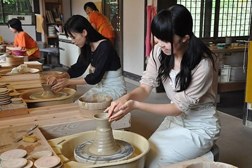 Yunokuni no Mori Traditional Handicrafts Village