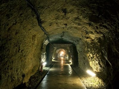Ogoya Mine Museum & Ogoya Mine Road