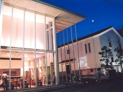 MIYAMOTO Saburo Art Museum