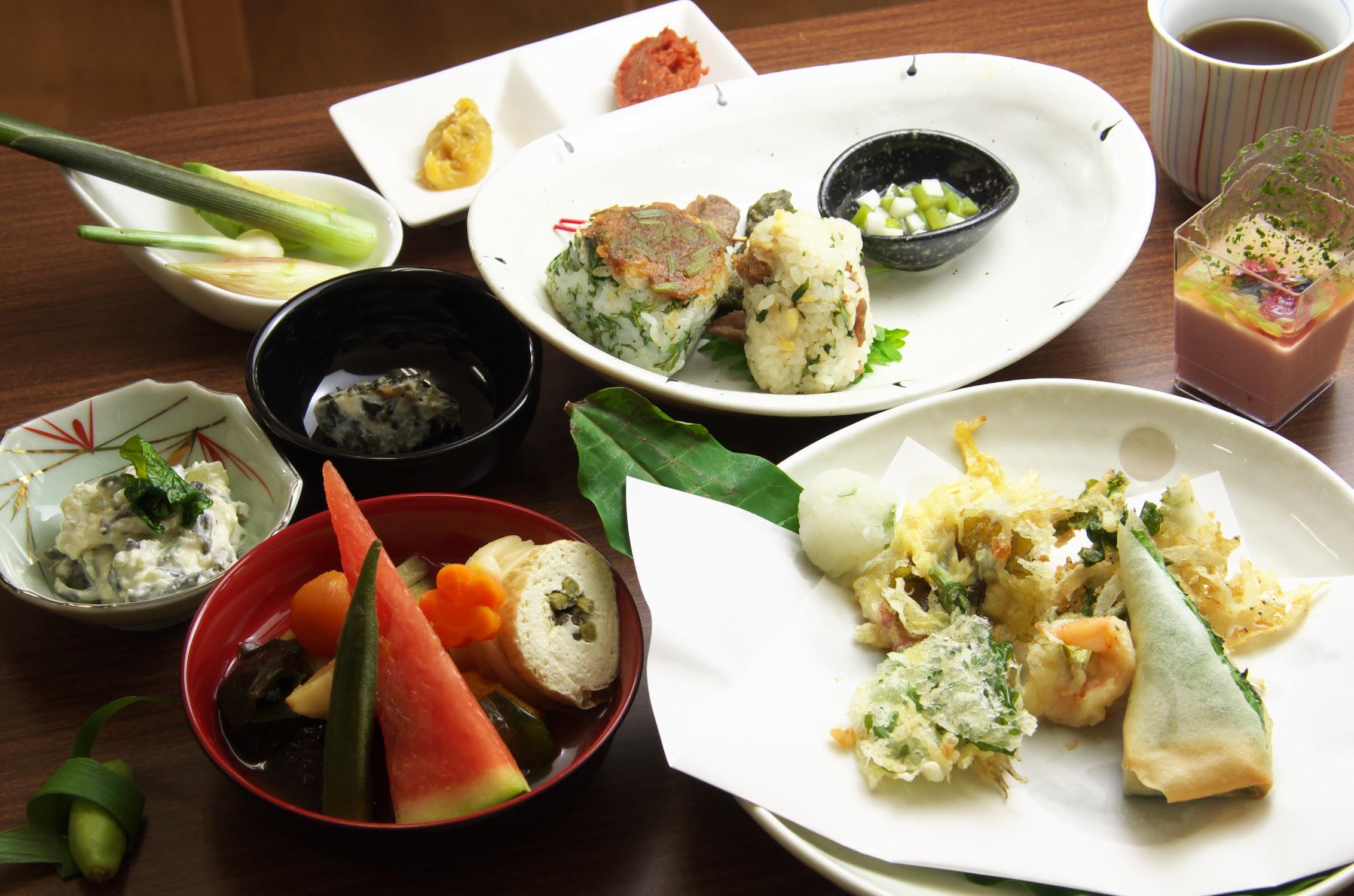 Takigahara cafe food
